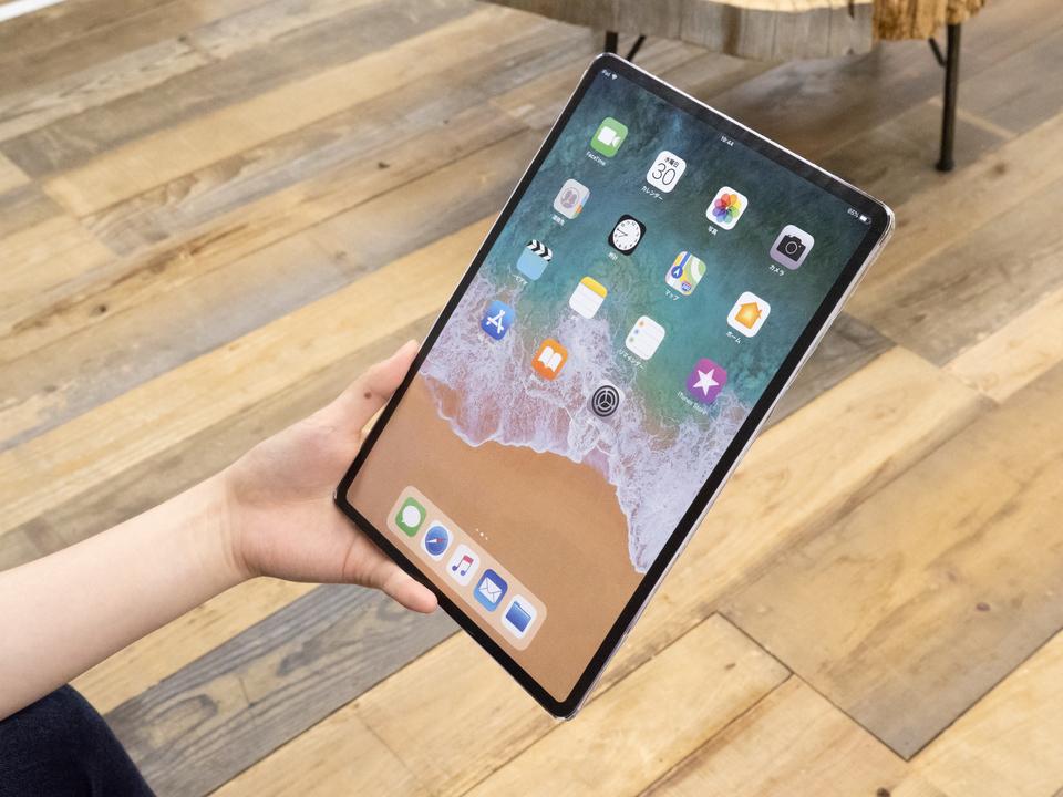 新型iPad Pro、いよいよ今秋に投入するかも。iOS 12.1ベータ版にコードを発見
