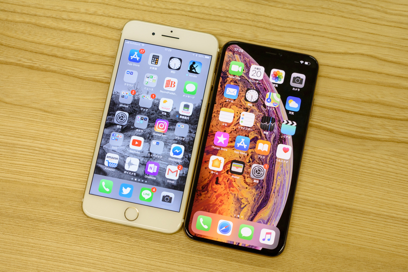 6.5インチの「iPhone XS Max」は、Plusの大きさで修行を積んだ人だけが幸せになれる