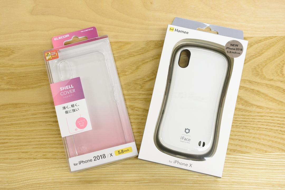 iPhone XのケースはiPhone XSに着けられる。けど、互換性はありません(?)