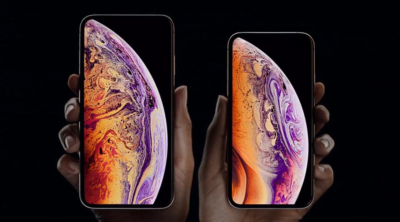 iPhone XS/XS Max/XRのRAMやバッテリー容量が判明