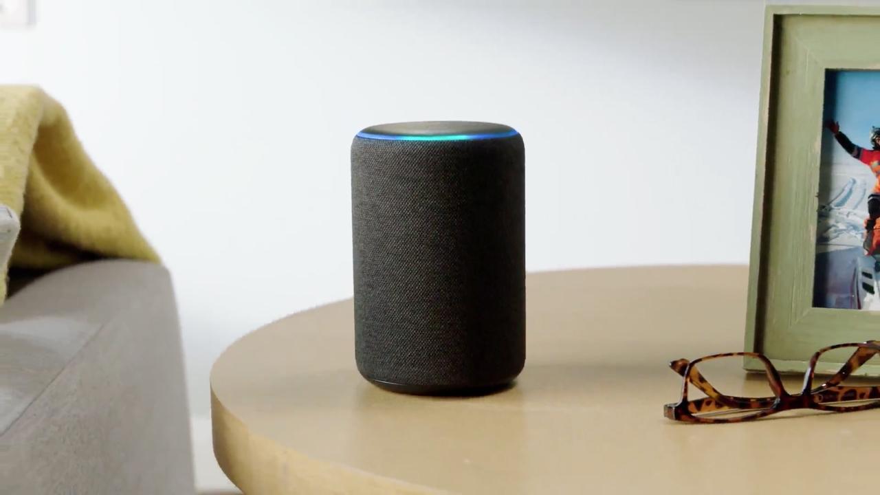 「Echo Plus」も新世代へ! 温度計内蔵でアップデート!