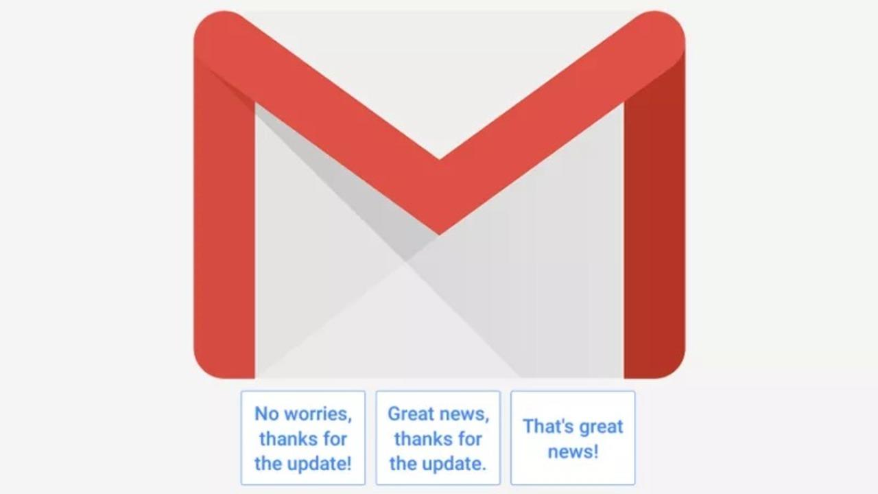 Gmailのスマート返信機能、無効にできるようになるってよ