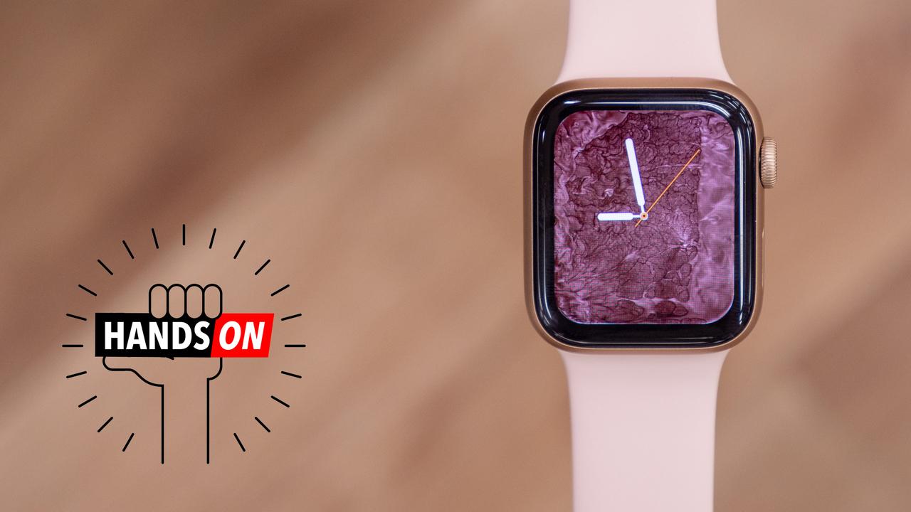 Apple Watch Series 4 ハンズオン:非Watchユーザーからも見ても魅力的。ラウンドエッジは巻き戻れない