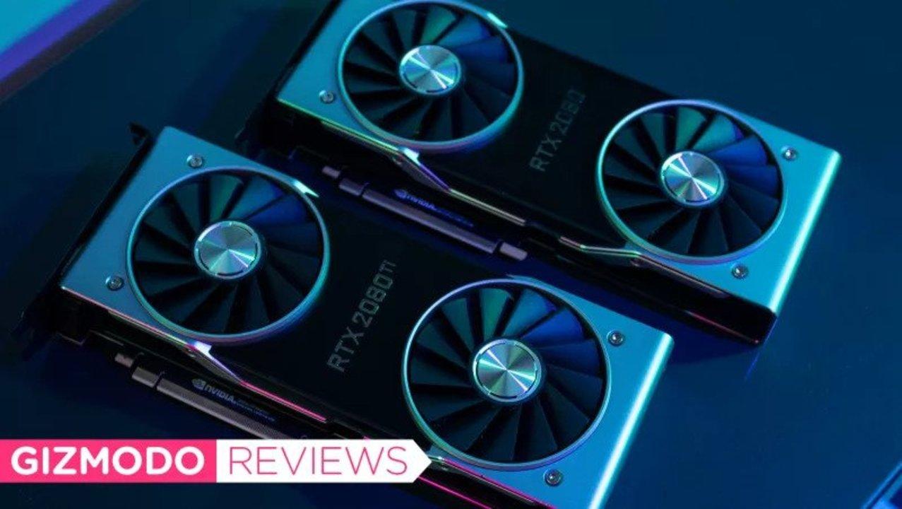 Nvidia新世代「RTX 2080 Ti/RTX 2080」レビュー : 最先端のグラフィックカード、その真価がわかる瞬間を待て