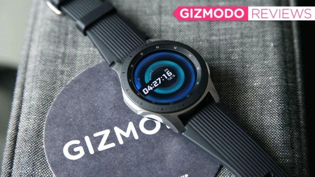 Galaxy Watch レビュー:Samsungのスマートウォッチ、良くなったよね
