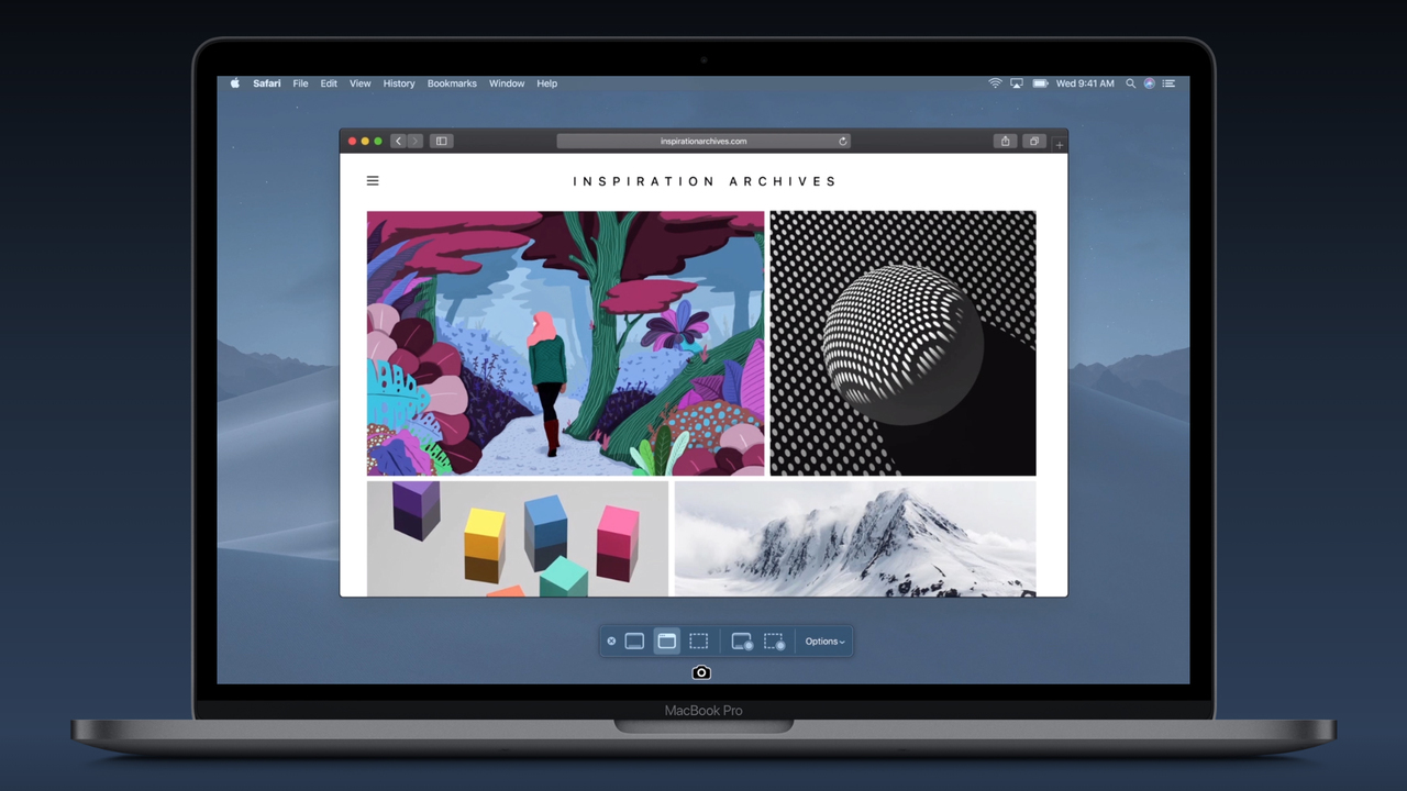 3、4、5! macOS Mojaveの新コマンド「Command+Shift+5」は何ができる?