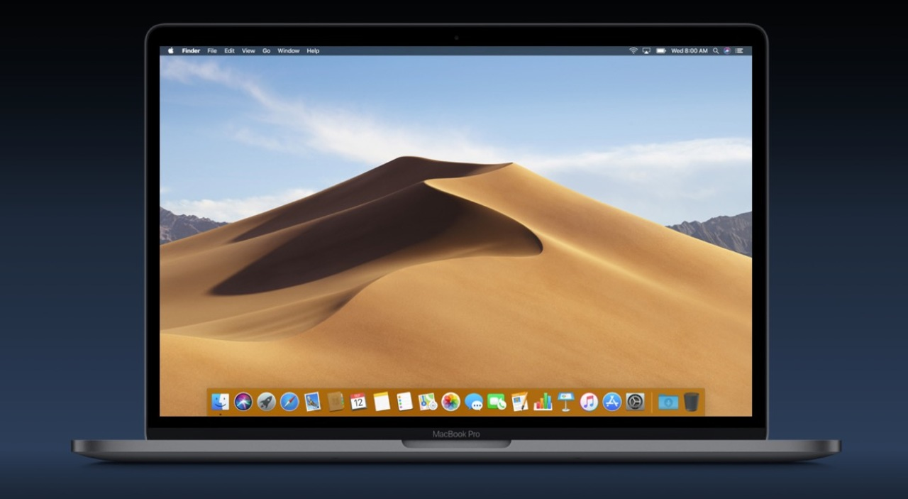 ダークモードがやってきた! 「macOS Mojave」正式リリース
