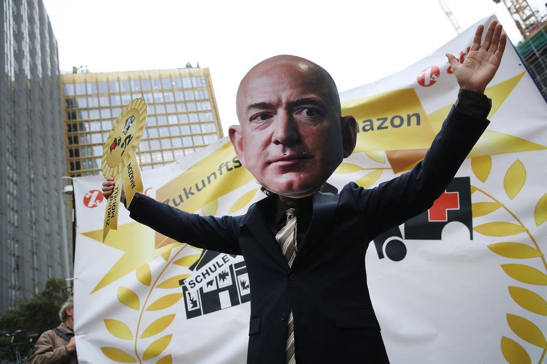 データを違法に利用、Amazonに独禁法違反の疑いあり?