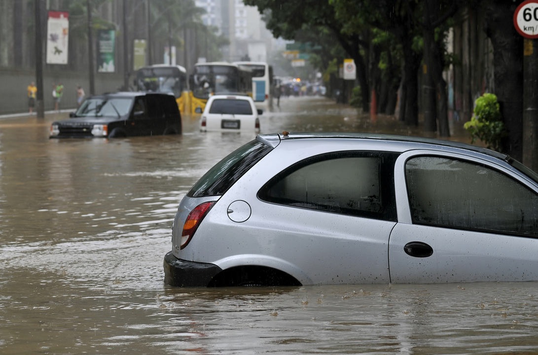 Google災害情報に、AIにより洪水を正確に予測する機能が追加される