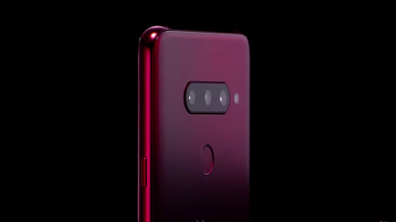 合計5カメラ。LGが新フラッグシップスマホ「V40 ThinQ」を予告公開