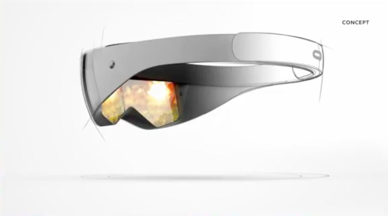 Oculusが考える未来のVRデバイスは「THE VRグラス」過ぎだ