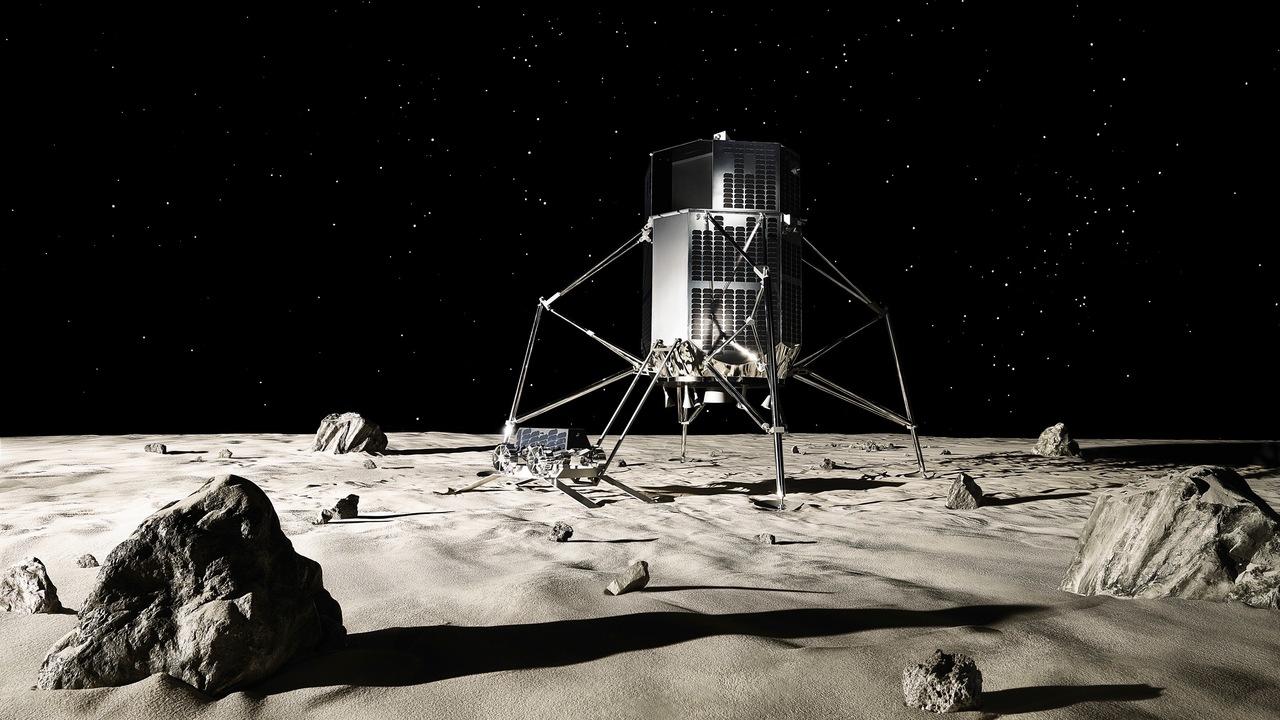 日本のispace、2020年にSpaceXのロケットで月へ探査機を送ると発表