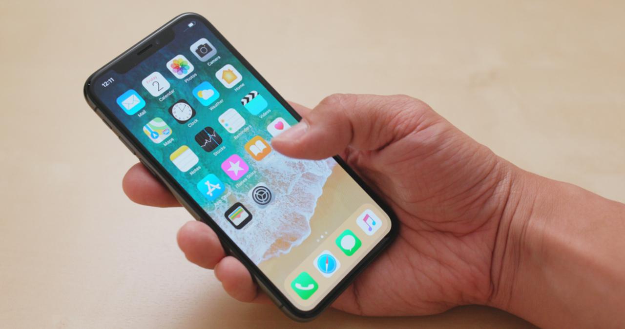 iOS 12にアプデしたiPhone Xにて、ディスプレイの色やコントラストの問題報告