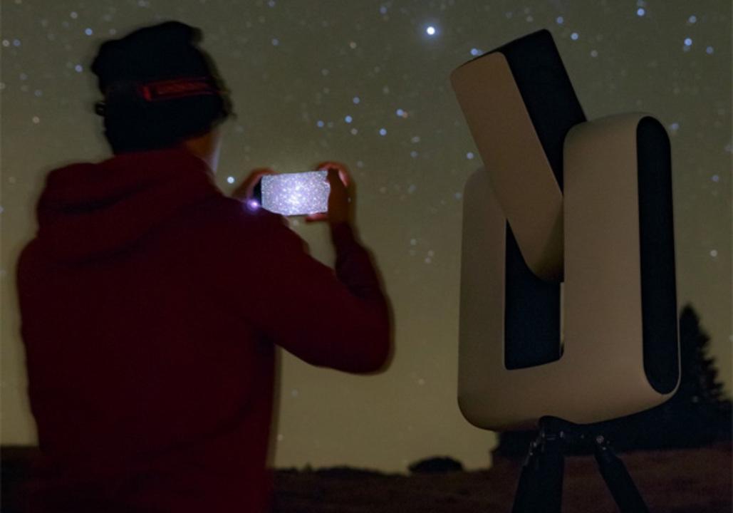 星座を自動で探してくれる。全自動デジタル天体望遠鏡で宇宙をシェアすれば映えそう