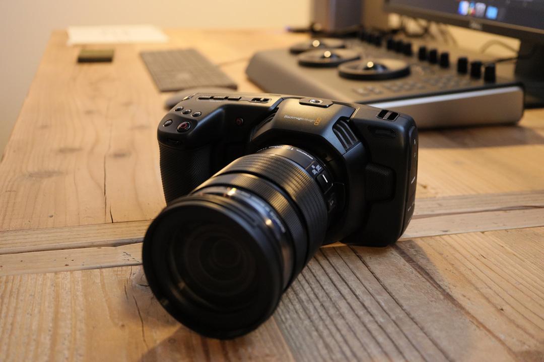 Blackmagic Pocket Cinema Camera 4K ファーストインプレッション:自分にとっての動画元年となりそう