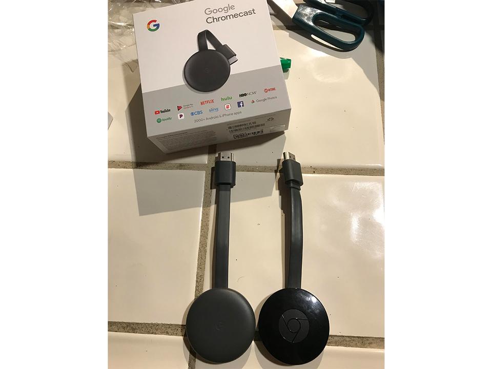 あちゃー。10月9日発表(予定)の新型Chromecastが売られてしまった…