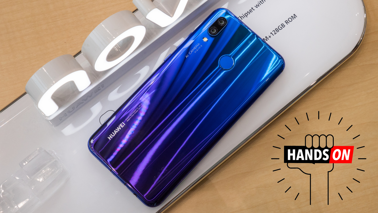 Huawei nova 3 ハンズオン:ミドルクラスで王者級。フラッグシップ「P20」にすら挑める