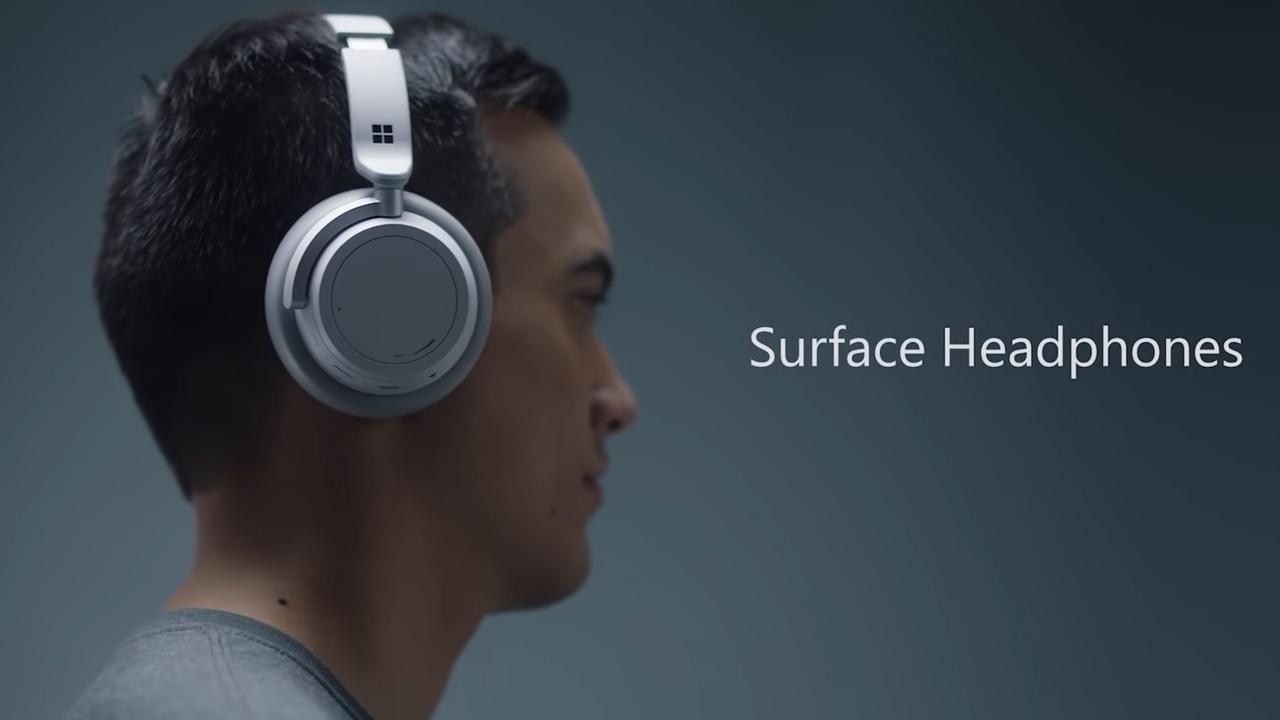 静かな発表会に一石を投じた「Surface Headphones」