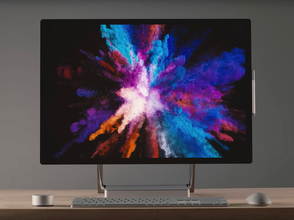 どうして第7世代なの?「Surface Studio 2」のCPUが気になって気になってしかたがない。
