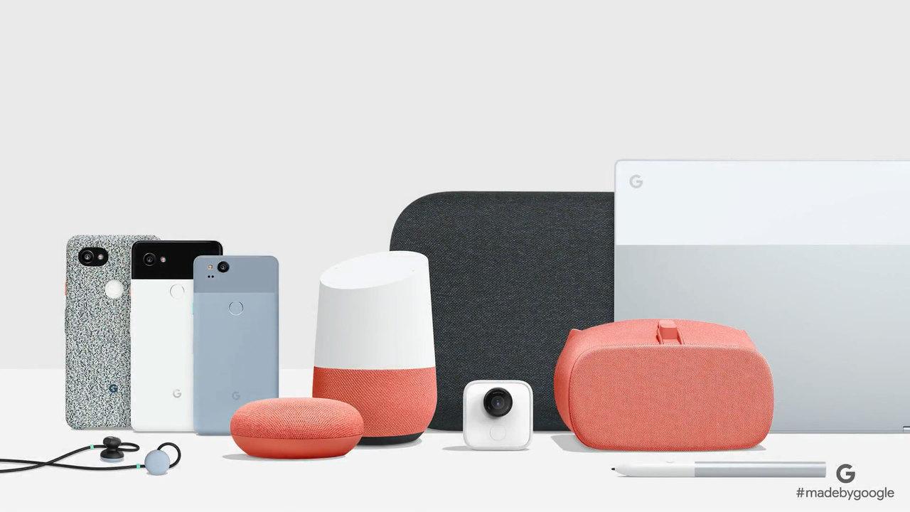 Googleが10月10日に発表しそうなものまとめ! 今年は盛り上がるぞー! Made by Google 2018