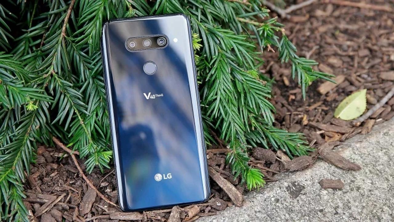 5眼カメラは何を捉えられるのか? 「LG V40 ThinQ」発表