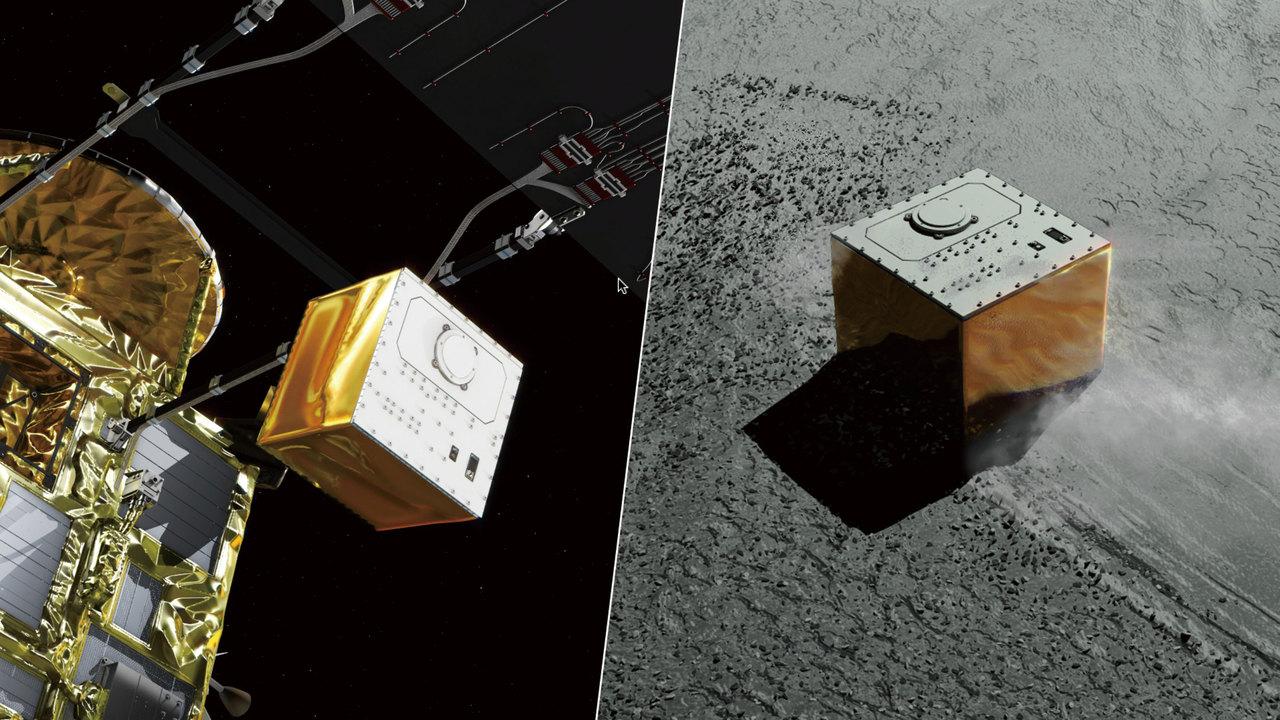 はやぶさ2が探査機「MASCOT」を投下。今回は期待以上の成果にワクワク!