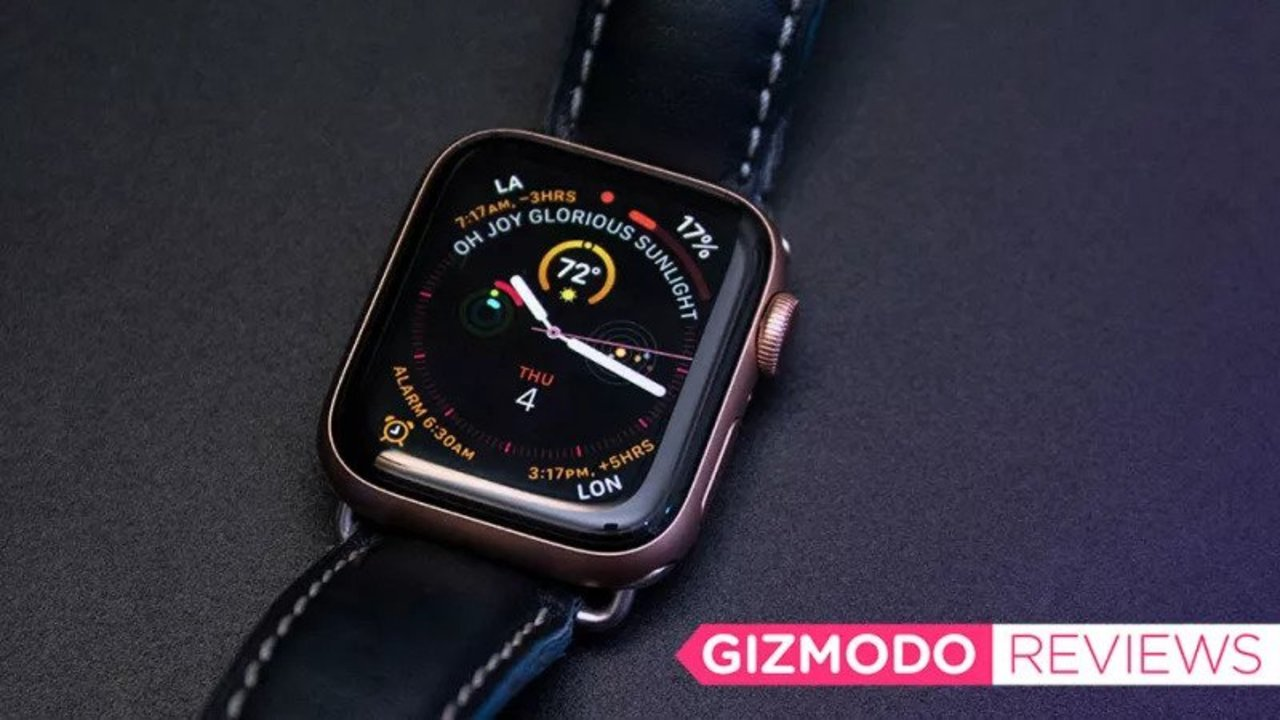 Apple Watch Series 4 レビュー:大きな飛躍を遂げたスマートウォッチ