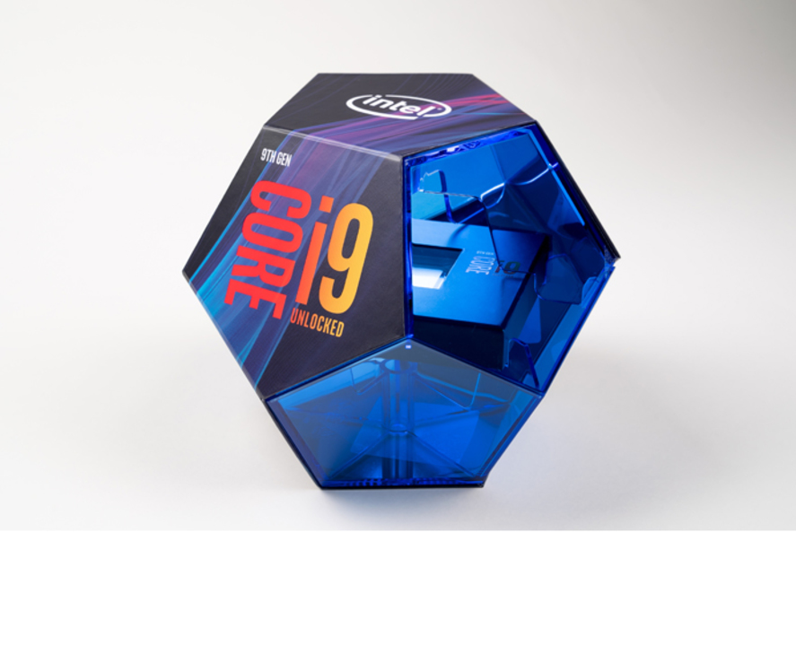 Intel 第9世代のCoreプロセッサを発表。最大5GHzってもはやチートじゃん…