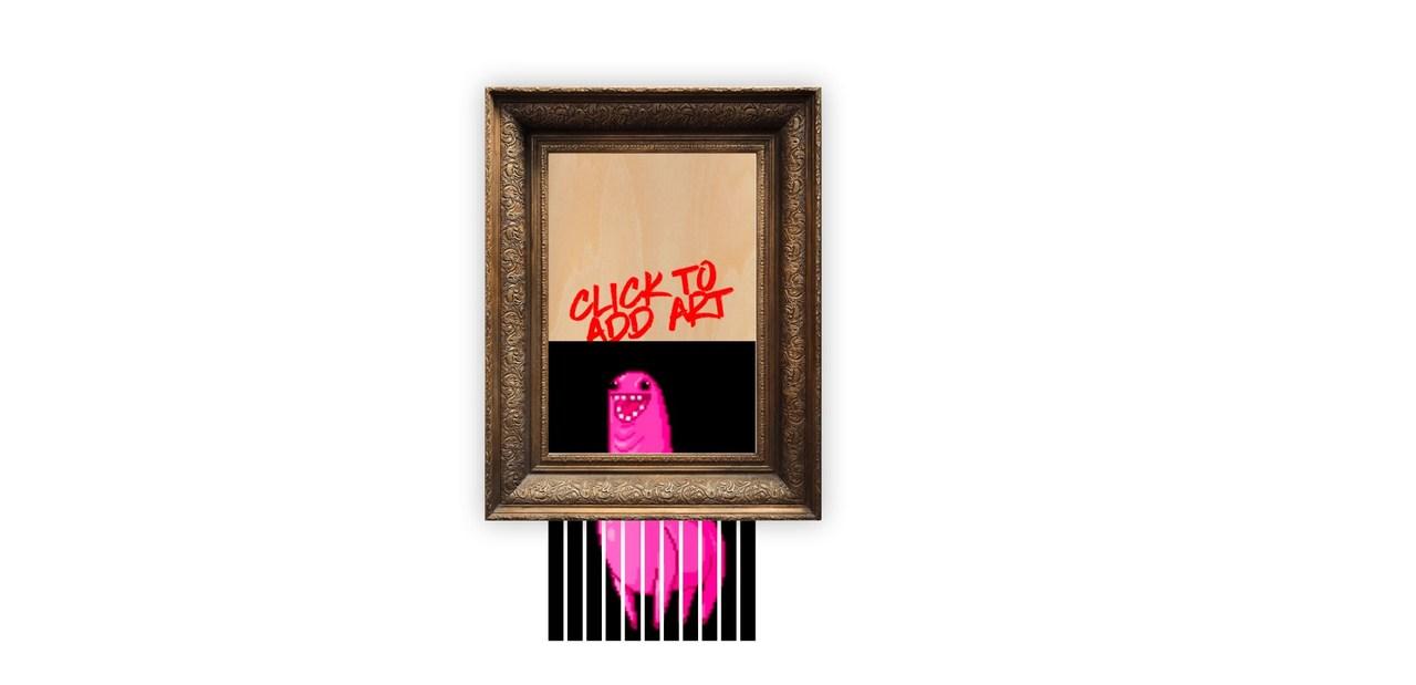 【破壊こそ創造】自慢のアート作品を裁断してくれるウェブサービス「バンクシー・シュレッダー」爆誕