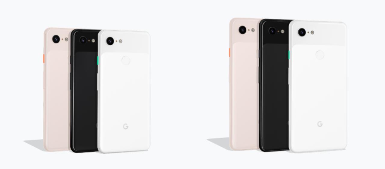 価格まとめ。Pixel 3は9万5000円から、Pixel 3 XLは11万9000円から #madebygoogle