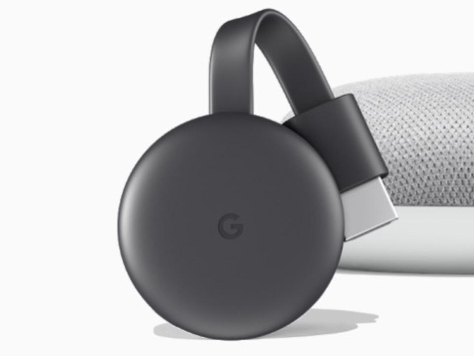 Chromecastも静か〜にアップデート。Wi-Fiが速くなりました #madebygoogle