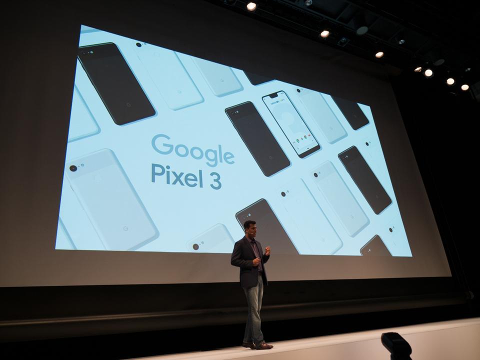 上陸の風、感じる「Pixel 3/3 XL」発表イベントを日本で開催 #madebygoogle