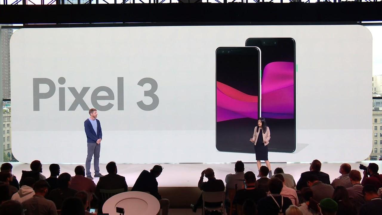 【更新終了】「Pixel 3・3 XL」「Pixel Slate」「Google Home Hub」発表! Googleのハードウェア・イベント「Made by Google」 #madebygoogle
