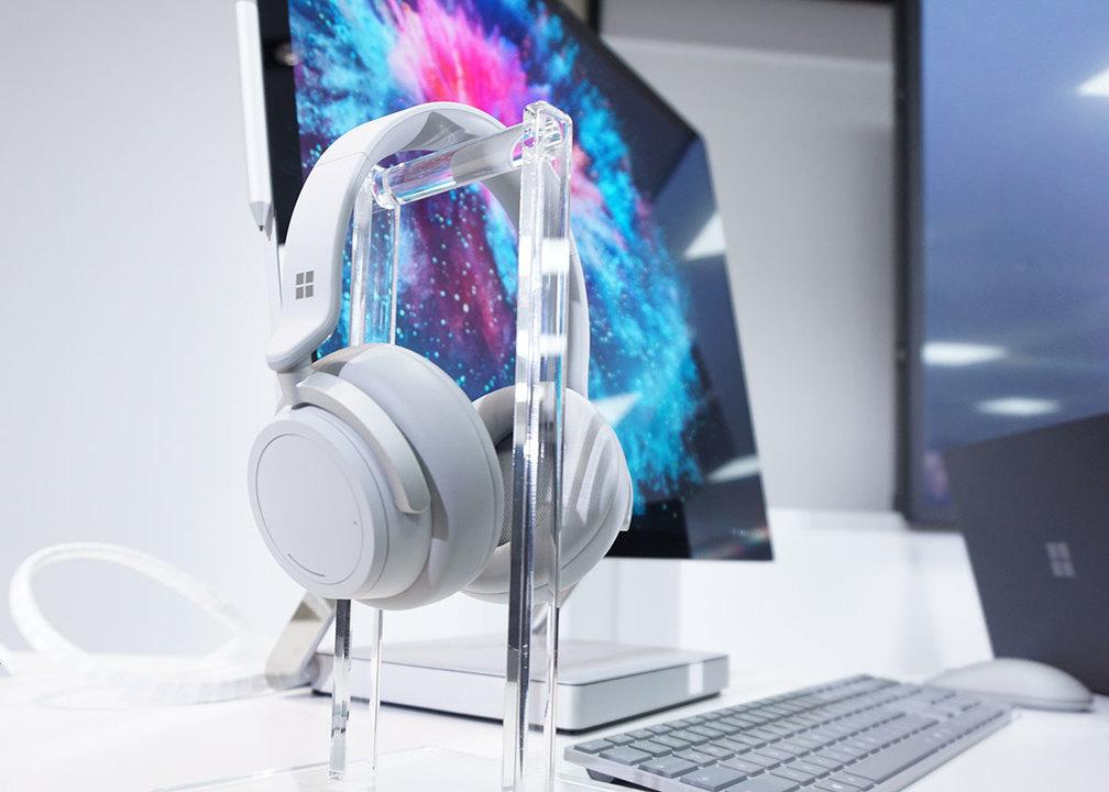 音楽向けヘッドホンとはキャラが違う:Surface Headphonesファーストインプレッション