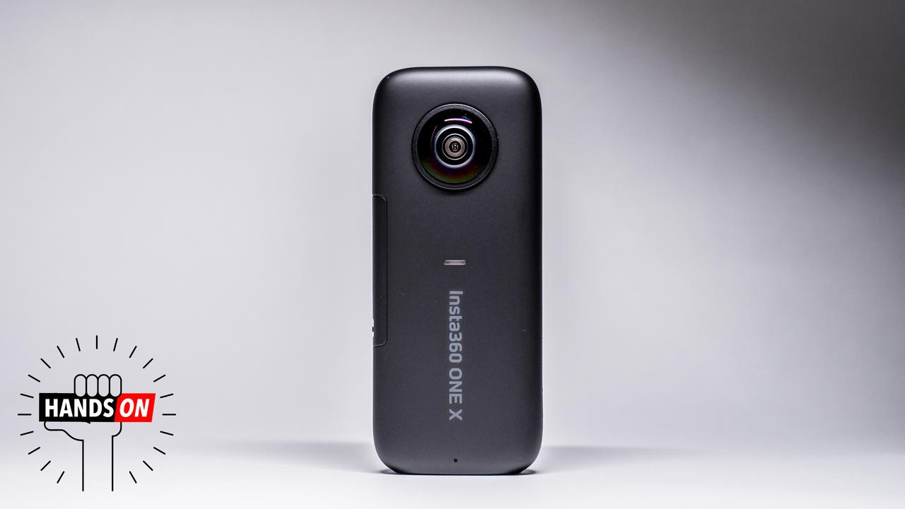 Insta360 ONE X ハンズオン:コンパクトな360°カメラ界を一旦リセットする王者