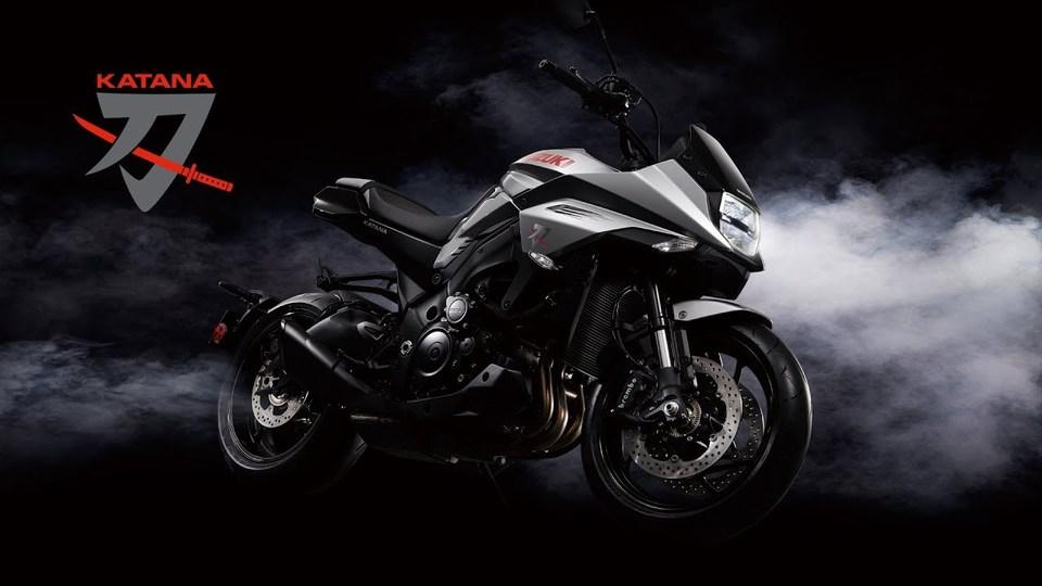 バイク界の至宝、スズキ「KATANA」が復活なるも、日本刀っぽさは薄い?