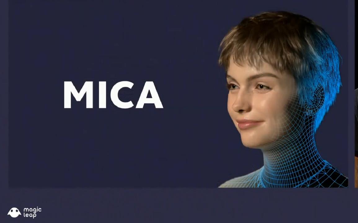 『ブレードランナー』の世界きた。Magic Leapが人間のようなAIアシスタント「MICA(マイカ)」を発表