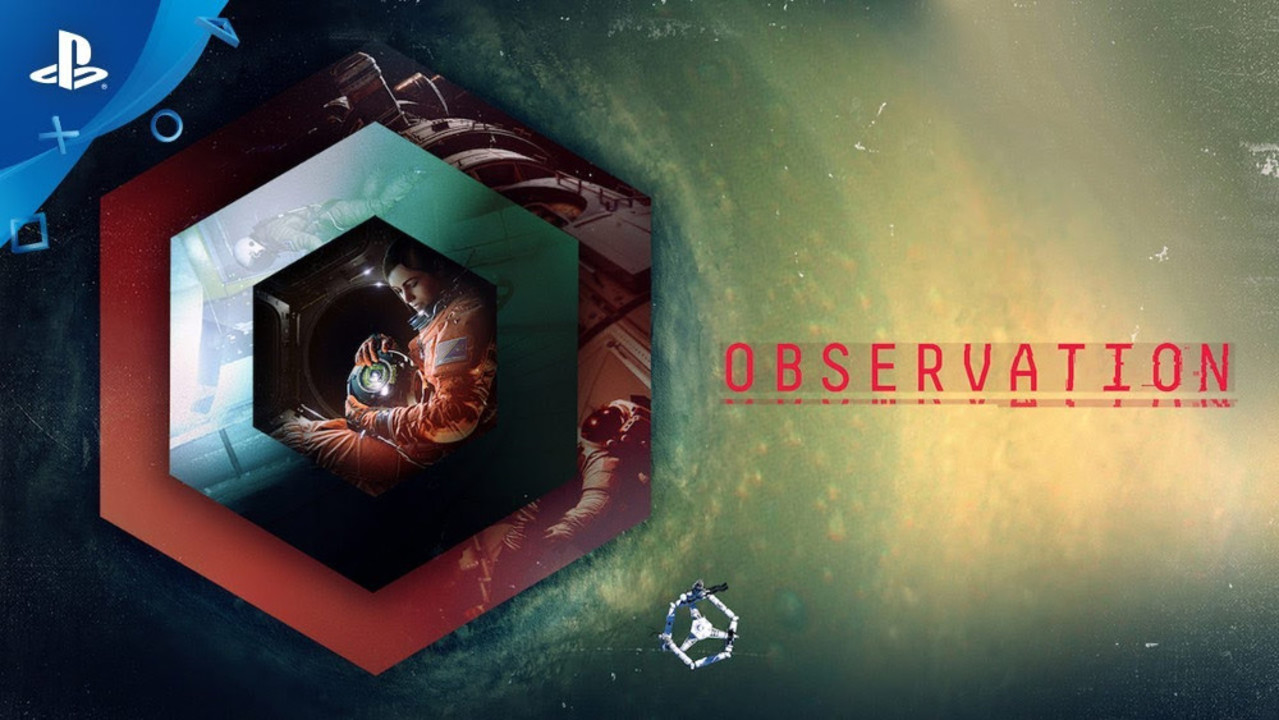 あ、主人公そっちか。宇宙船のAIになって飛行士を助ける不気味なゲーム『Observation』