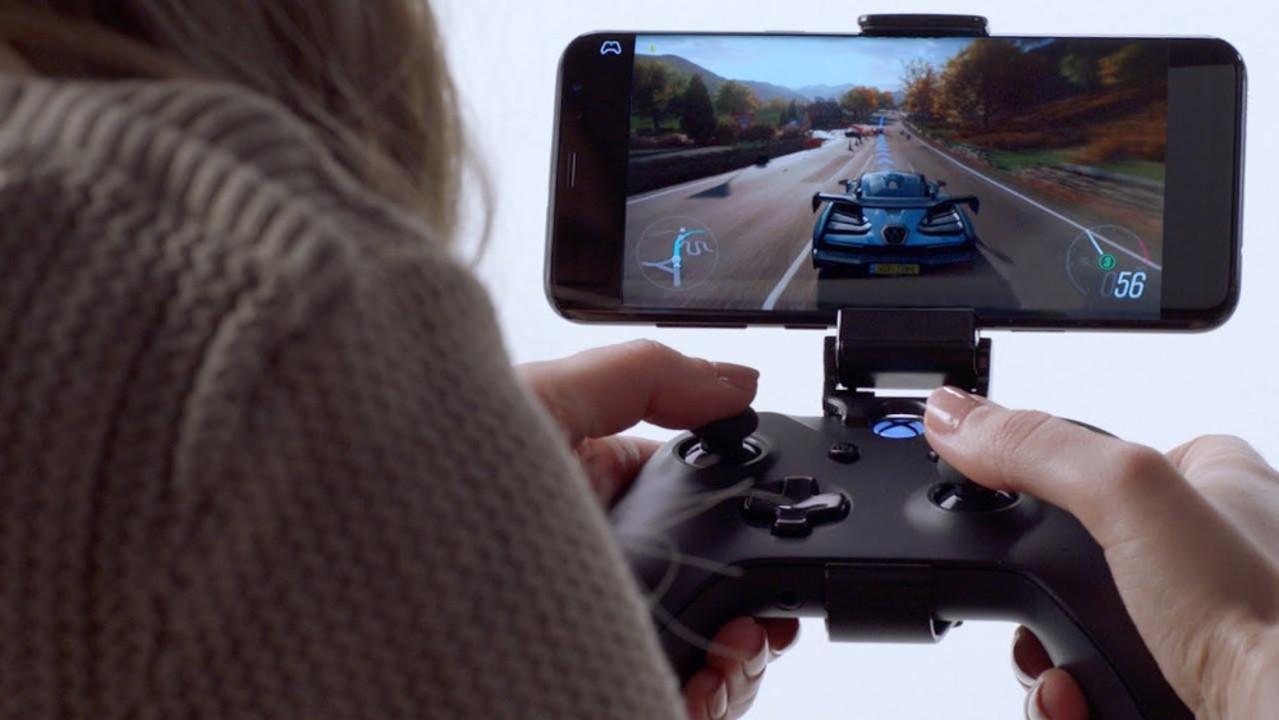 スマホでXbox One向けゲームが遊べるようになる、ゲームストリーミングサービス「Project xCloud」