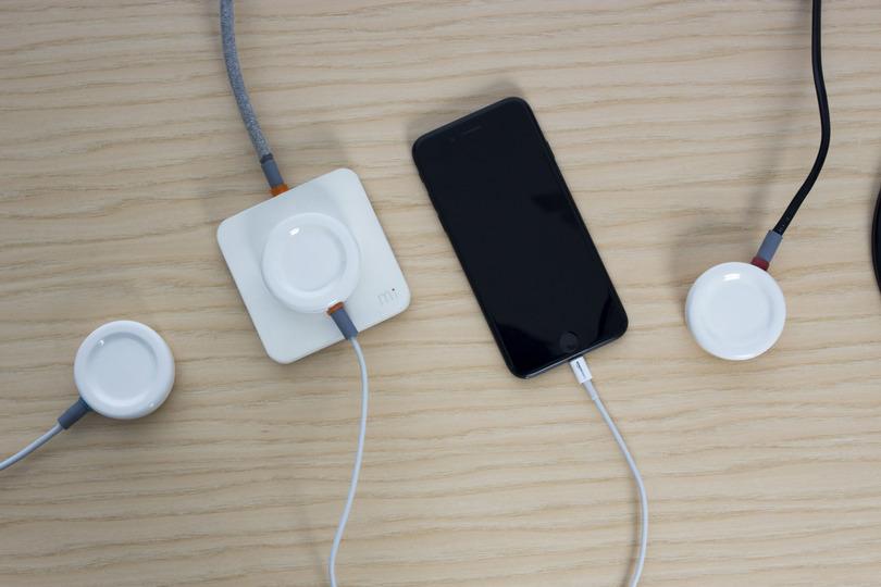 電源プラグ革命が起こる!? ピンなし・重ねて給電する「Mi Plug」