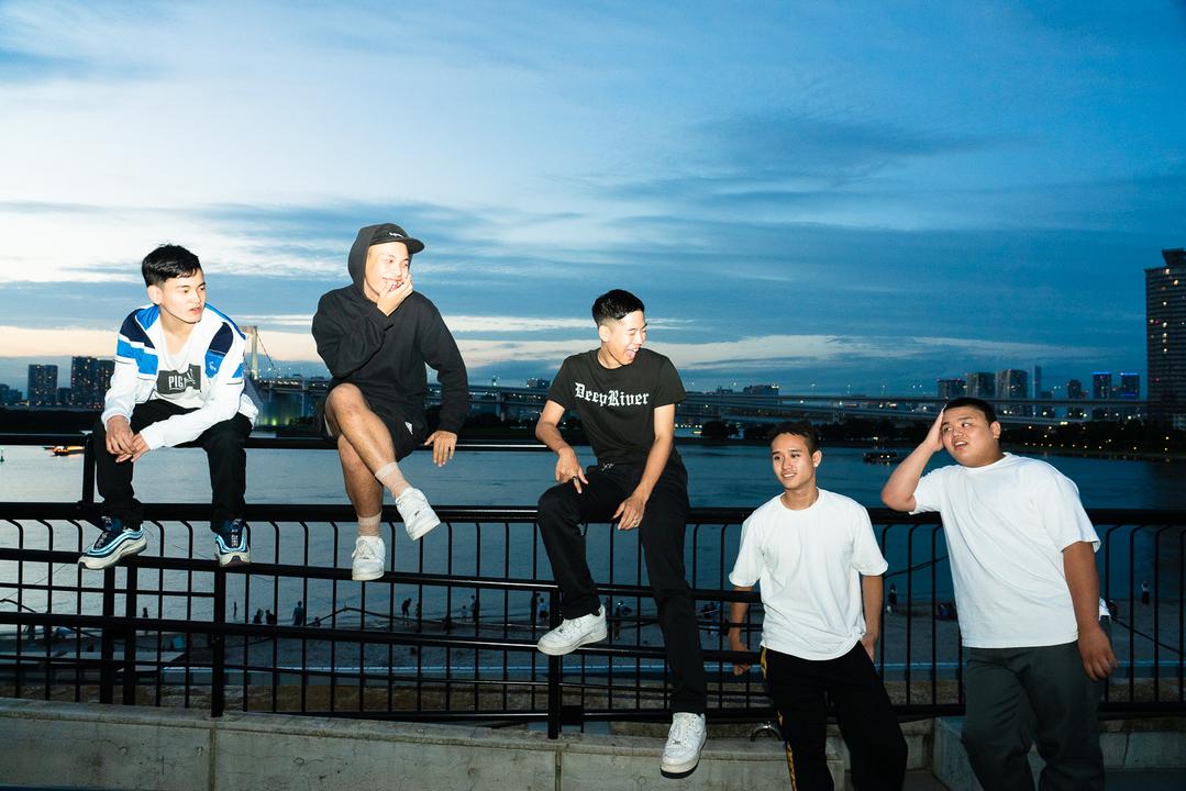 「ネット世代」×「音楽」が壁を飛び越える。お台場出身ラップクルーNormcore Boyzにインタビュー