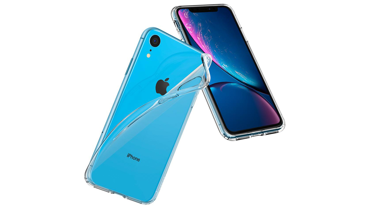 iPhone XRの美しいカラーを隠さない、とっておきの純正クリアケースも発売!?