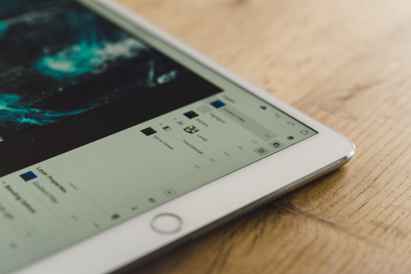 ついに解禁! Adobe、正真正銘フル機能の「Photoshop CC for iPad」を2019年にリリースすると発表