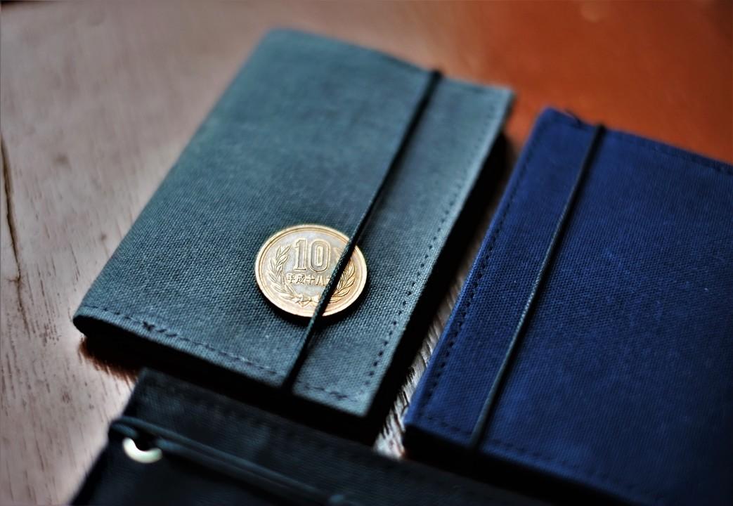 最大40%オフの限定セール!名刺入れよりも小さい帆布財布「Litt」を使ってみた