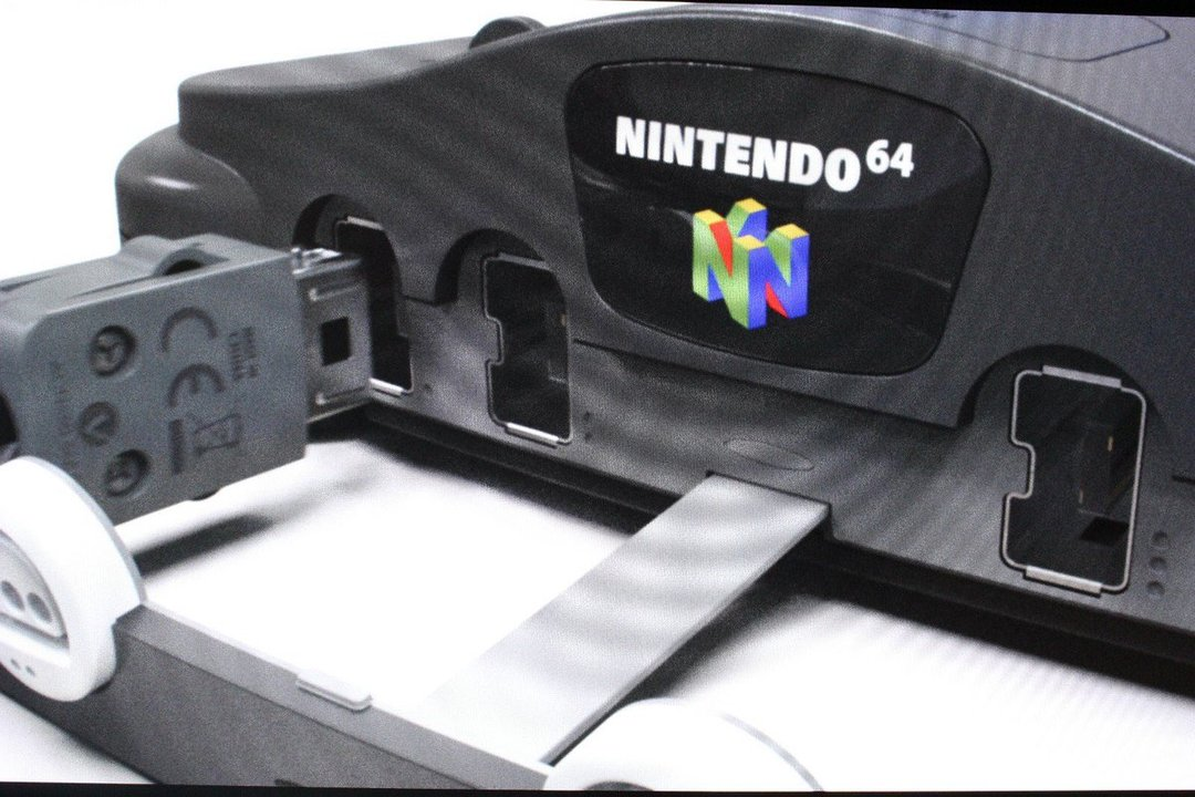 ニンテンドークラシックミニ64の本体画像。ホ、ホント!?