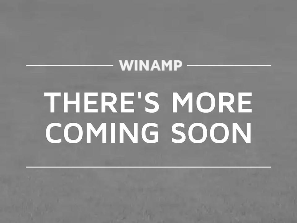 レガシー化していた往年の名音楽再生アプリ「Winamp」が完全に新しくなるみたい!