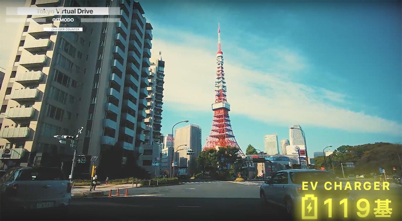 実は日本は〇〇先進国。東京の名所には大体あるものなーんだ?