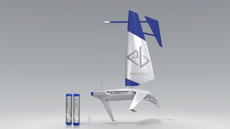 エネルギーを限りなくタダに! 自律ヨットで水素を運ぶという人物がブッ飛んでた