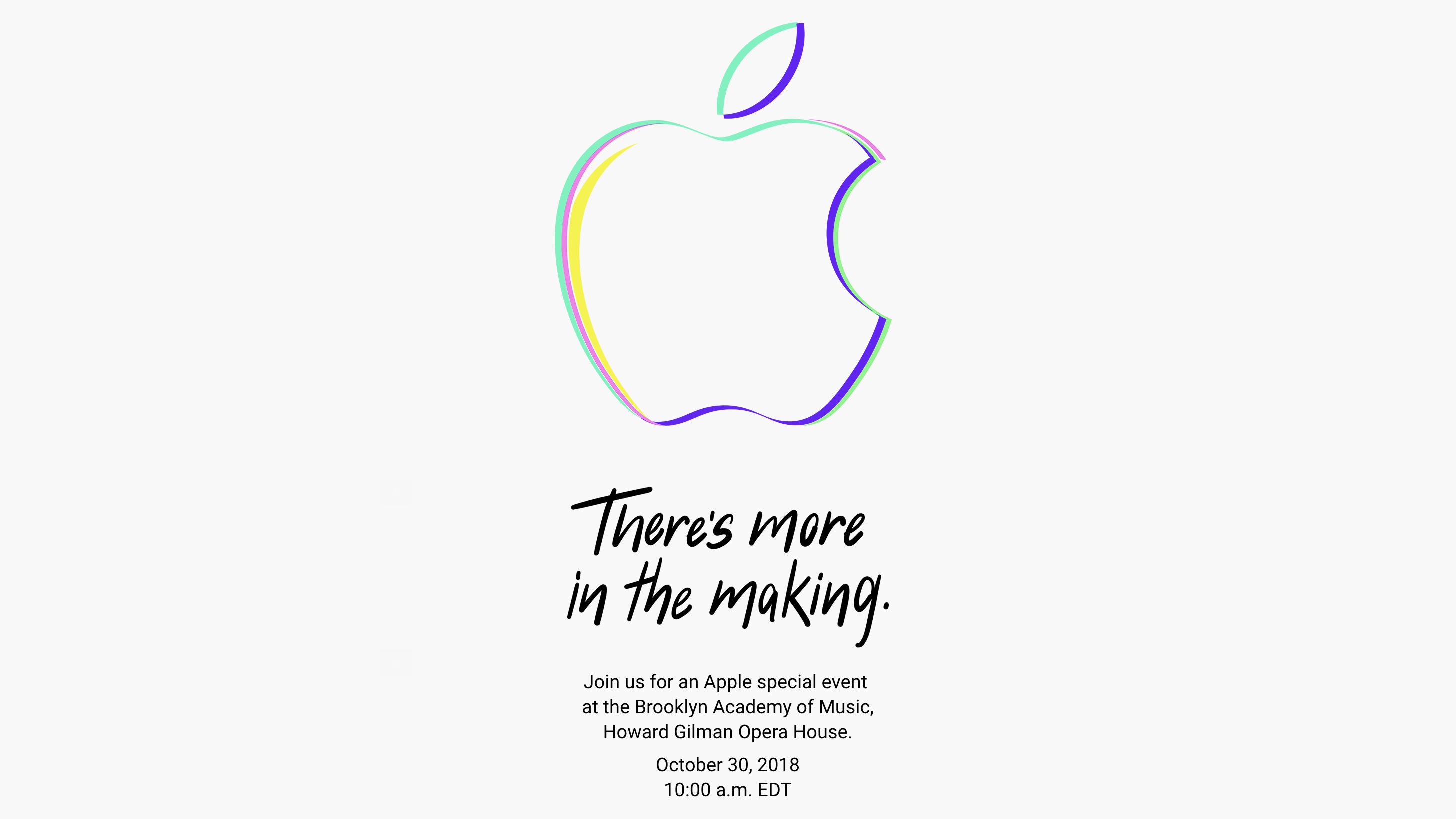 「Apple 2018 october」の画像検索結果