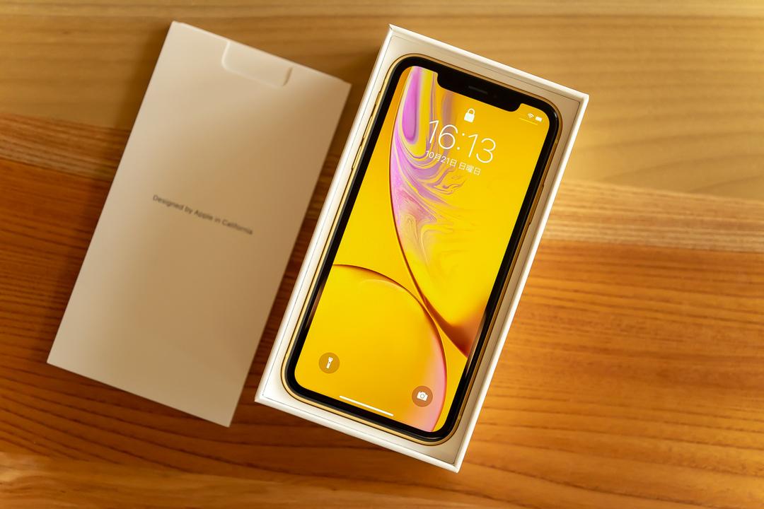 iPhone XR 先行インプレッション:ハイエンドのXS最大のライバル